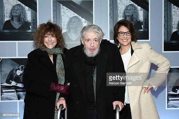 Gerry Goffin attends the opening night of Beautiful The Carole King Musical at The Stephen Sondheim Theatre on January 12 2014 in New York City