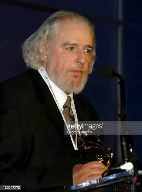 Gerry Goffin during The 46th Annual GRAMMY Awards Nominee Reception and Special Awards Ceremony at California Science Center in Los Angeles...