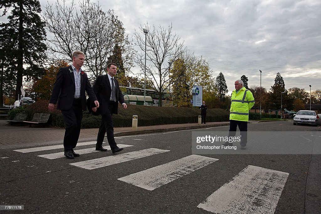 Candid Camera:  Clarence Mitchell - Page 3 Gerry-mccann-escorted-by-his-advisor-clarence-mitchell-walks-over-a-picture-id77611178