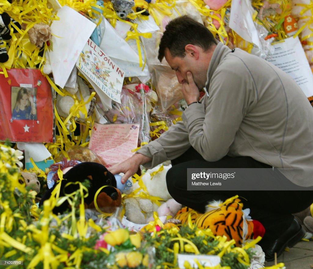 Madeleine McCann Father Returns To The UK : News Photo