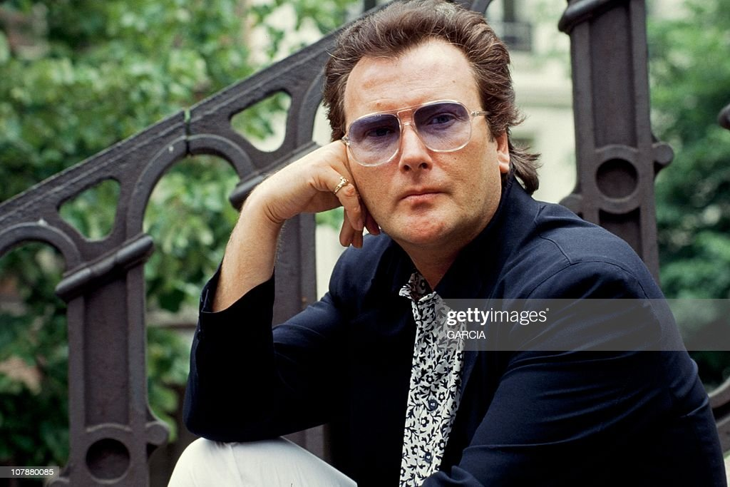Gerry Rafferty, a Scottish singer and songwriter best known for his solo hit 'Baker Street'. May 30, 1988.