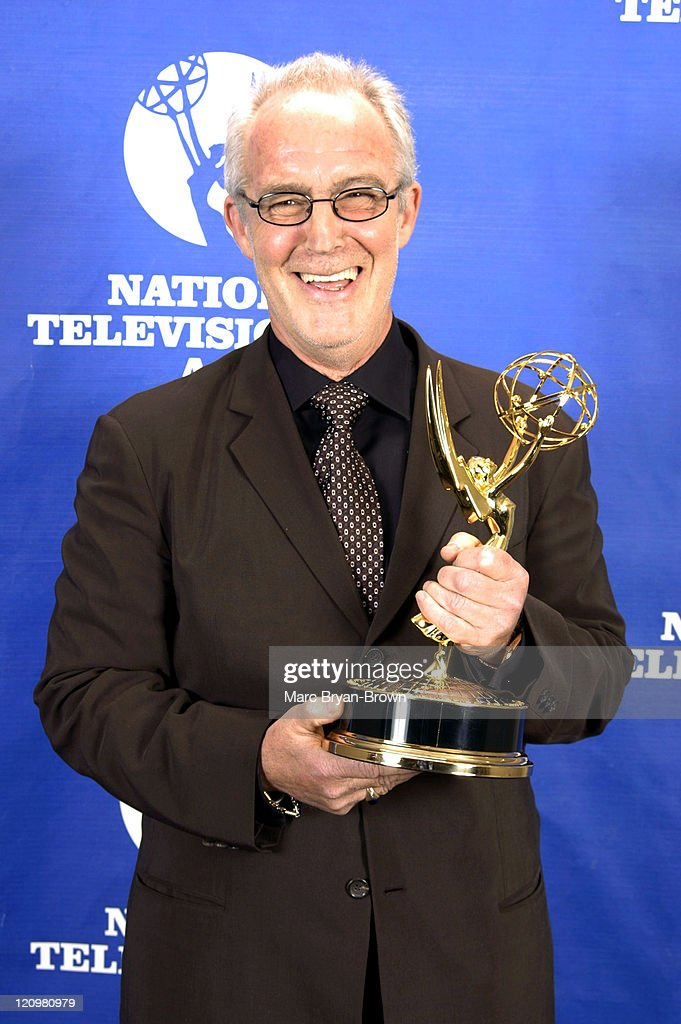 Gerry Steinberg during 26th Annual Sports Emmy Awards - Press Room at Frederick P. Rose Hall at Jazz at Lincoln Center in New York City, New York, United States.