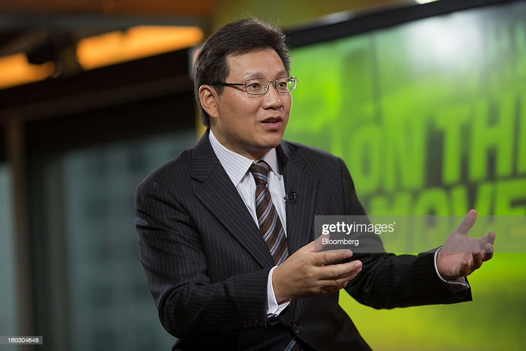 Seaspan Corp. CEO Gerry Wang Interview