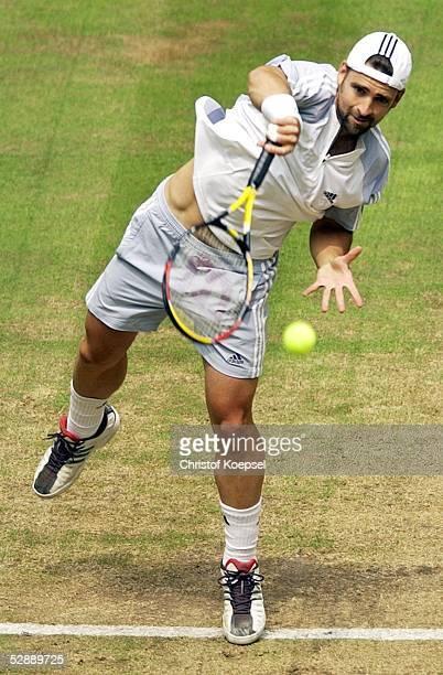Gerry Weber Open 2003 Halle Halbfinale Nicolas KIEFER/GER