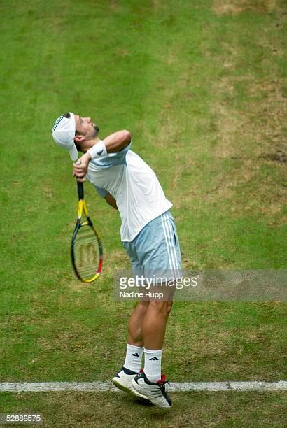Gerry Weber Open 2003 Halle Nicolas KIEFER/GER