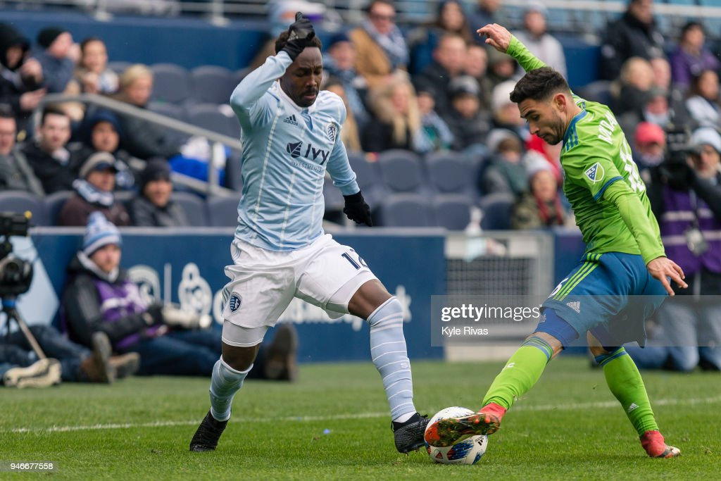 Seattle Sounders v Sporting Kansas City