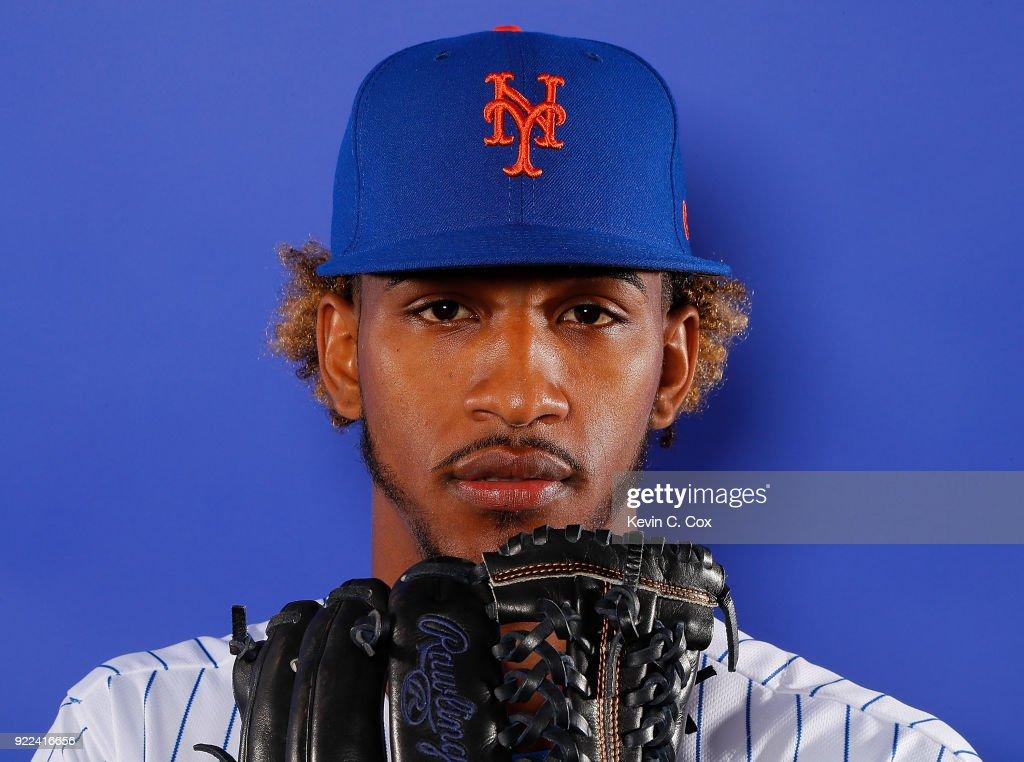 New York Mets Photo Day : Nachrichtenfoto