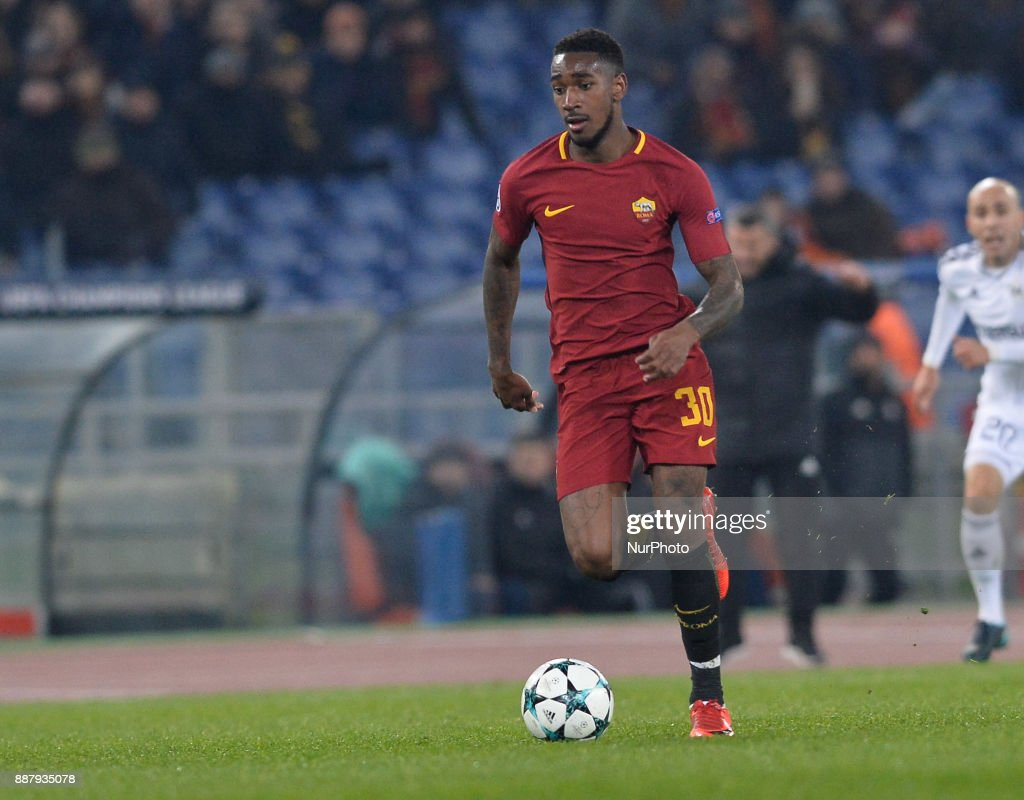AS Roma v Qarabag FK - UEFA Champions League : News Photo