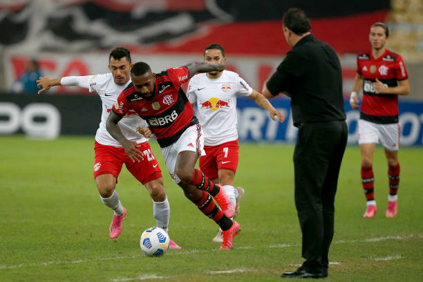 BRA: Flamengo v Red Bull Bragantino - Brasileirao 2021