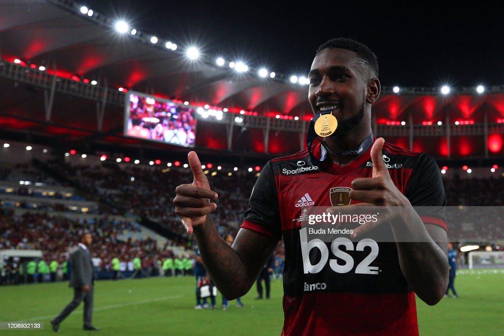 Flamengo v Independiente del Valle - CONMEBOL Recopa Sudamericana 2020 : News Photo