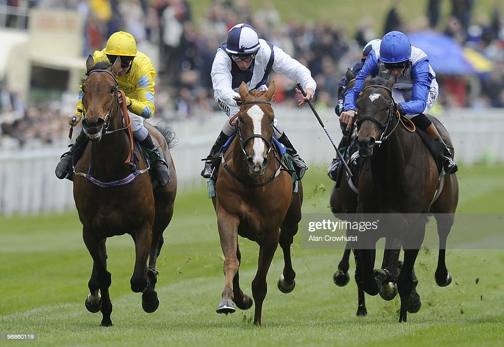Chester Races : News Photo