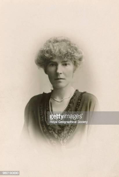 Gertrude Bell Gertrude Margaret Lowthian Bell CBE There is no official date for this image taken c 1900 1900