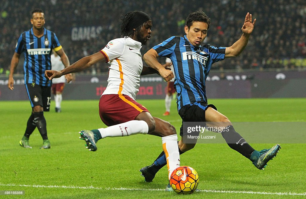 FC Internazionale Milano v AS Roma - Serie A : News Photo