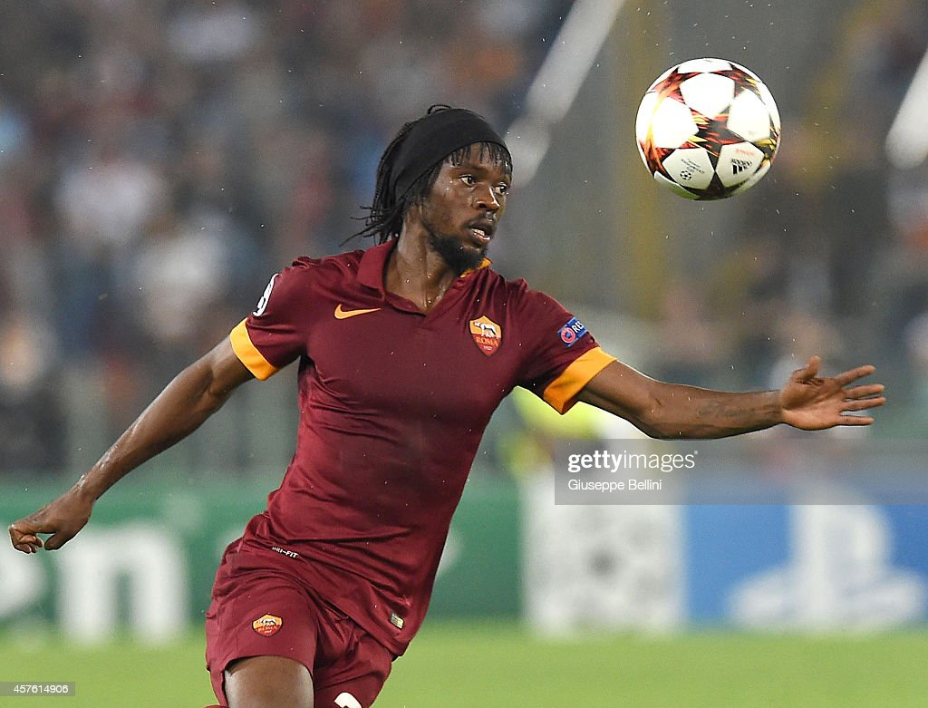 AS Roma v FC Bayern Muenchen - UEFA Champions League : News Photo