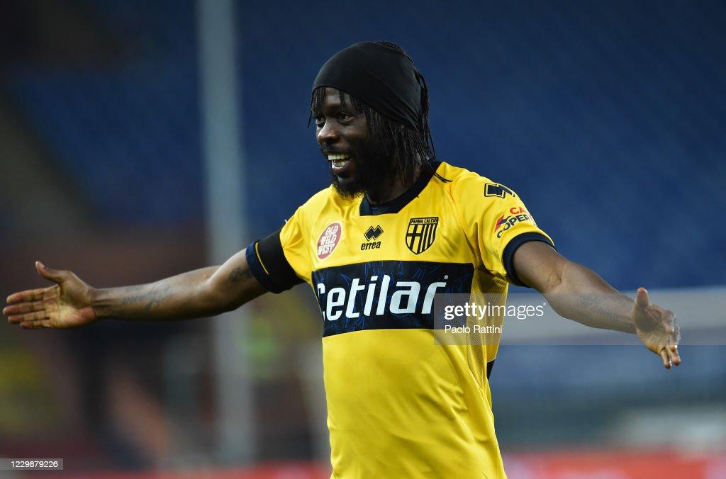 Genoa CFC - Parma Calcio - Serie A : News Photo