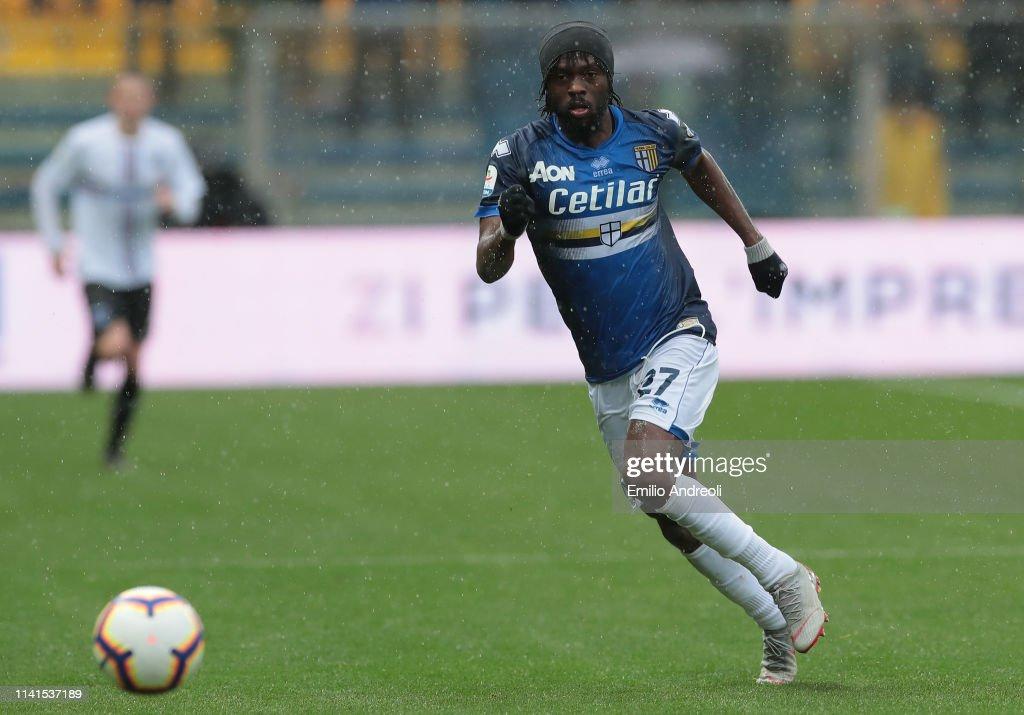 Parma Calcio v UC Sampdoria - Serie A : News Photo
