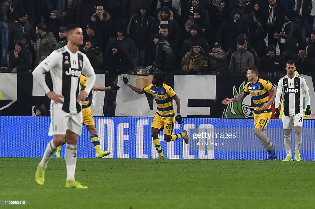 Juventus v Parma Calcio - Serie A : News Photo