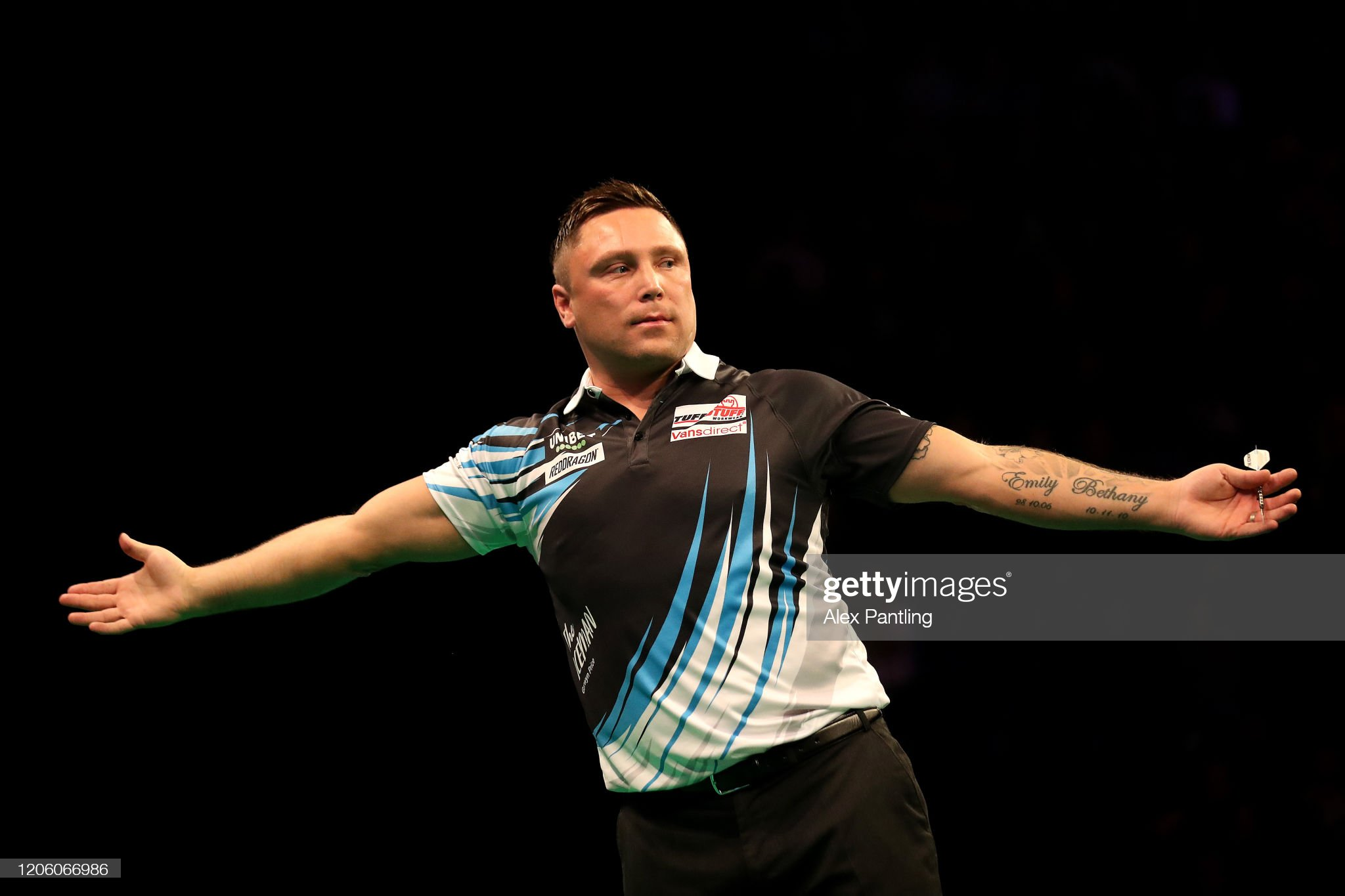 Gerwyn Price . . . Not 'If' He Becomes World Number One, But 'When'
