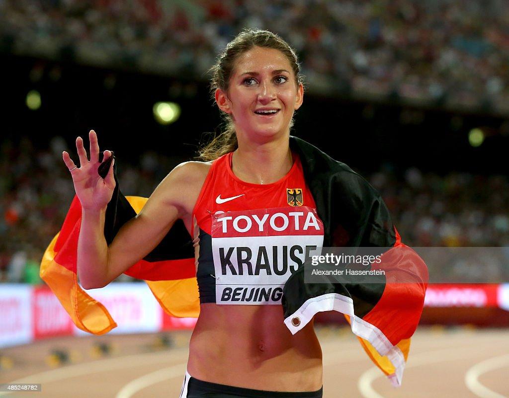 15th IAAF World Athletics Championships Beijing 2015 - Day Five : News Photo