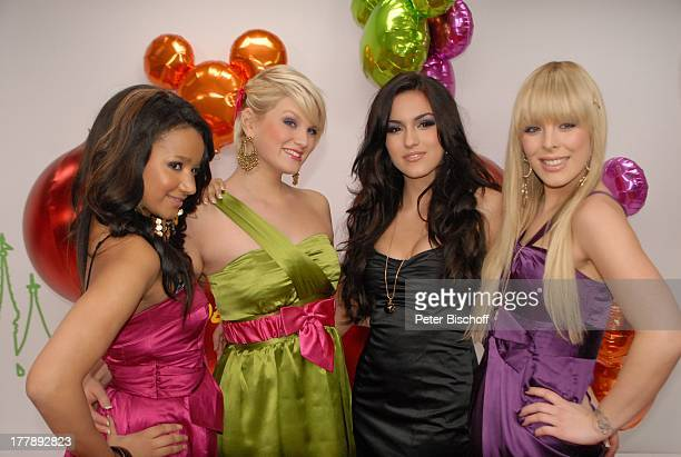 Queensberry getty images gesangsgruppe queensberry siegerinnen der pro 7castingshow popstars just 4 girls gabriella victoria voltagebd Images