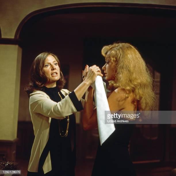 Gesellschaftsspiele Fernsehfilm Deutschland 1976 Regie Sigi Rothemund Darsteller Cordula Trantow Silvia Reize