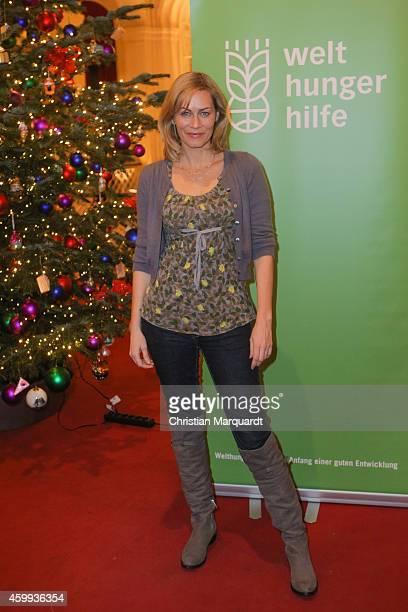 Gesine Cukrowski attends the 'Mein Mali' Book Presentation at Komische Oper on December 4 2014 in Berlin Photo by Christian Marquardt/Getty Images