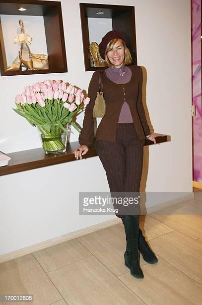 Gesine Cukrowski occasion when 'Elegance Fashion Cocktail' The Spring