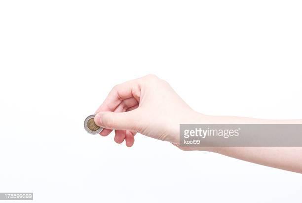 Gesto de símbolos: El pago