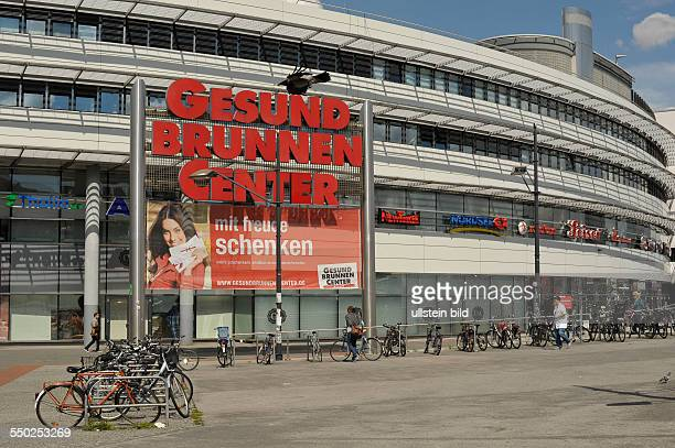 Gesundbrunnen Center in BerlinWedding