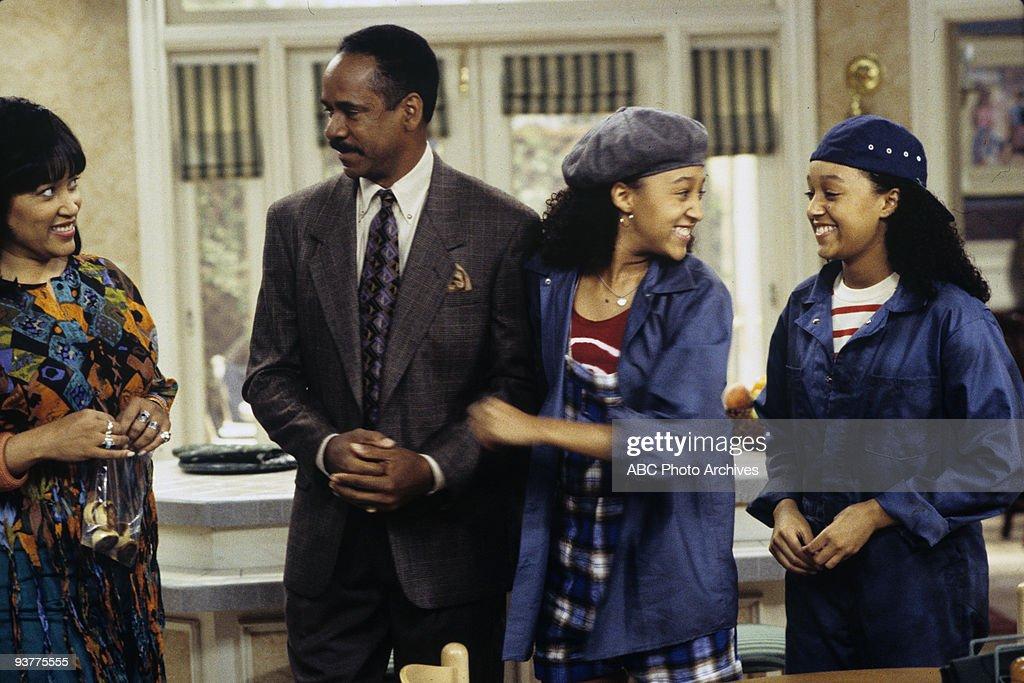 SISTER, SISTER - 'Get a Job' 11/23/94 Jackee Harry, Tim Reid, Mowry Sisters