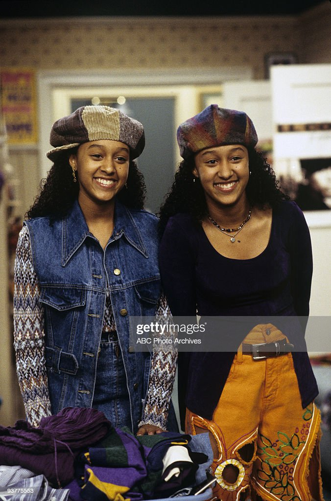 SISTER, SISTER - 'Get a Job' 11/23/94 Mowry Sisters