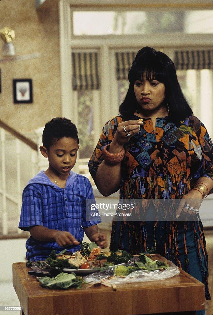 SISTER, SISTER - 'Get a Job' 11/23/94 Tahj Mowry, Jackee Harry