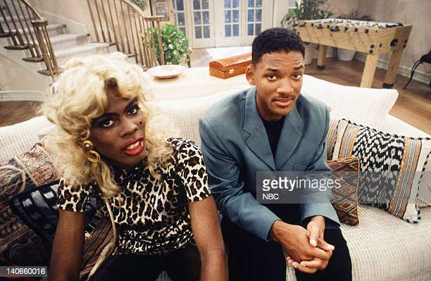 AIR THE 'Get a Job' Episode 2 Pictured Chris Rock as Jasmine Will Smith as William 'Will' Smith Photo by Jan Sonnenmair/NBCU Photo Bank
