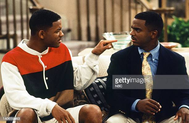 AIR THE 'Get a Job' Episode 2 Pictured Will Smith as William 'Will' Smith Alfonso Ribeiro as Carlton Banks Photo by Jan Sonnenmair/NBCU Photo Bank