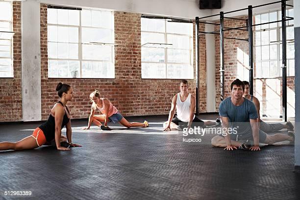 Obtenga bajo a Disfrute de los ejercicios de alto