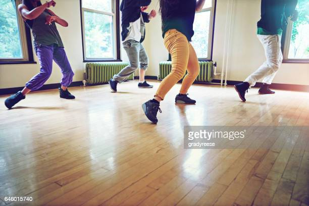 get moving, get grooving - dancing stock photos and pictures