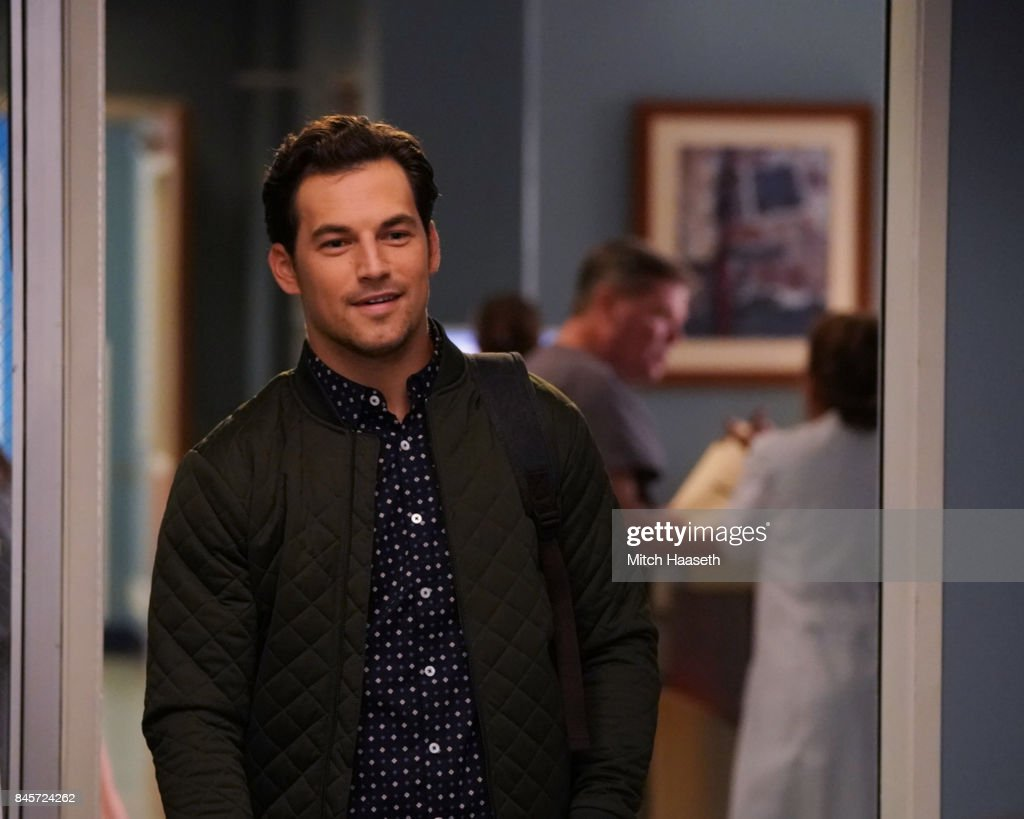 S ANATOMY - 'Get off on the Pain' - Meredith struggles to come up with a new plan for Owen's sister. Jo makes a surprising choice regarding Alex, and Andrew's sister's controversial research leads to a shocking discovery, on 'Grey's Anatomy,' THURSDAY, SEPTEMBER 28 (9:00-10:00 p.m. EDT), on The ABC Television Network. GIACOMO