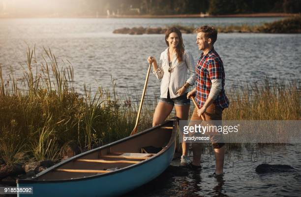 Get out of that comfort zone and go canoeing