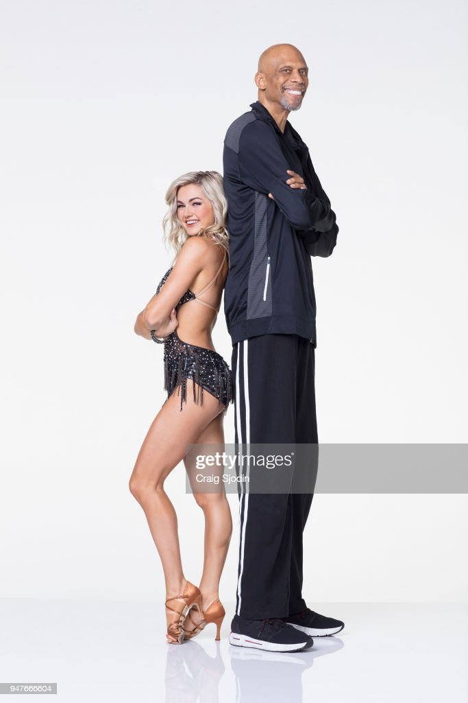 ATHLETES - Get ready, sports fans, for the most competitive season of 'Dancing with the Stars' ever as the show fires up the scoreboard and welcomes 10 athletes to sparkle up their uniforms and lace up their dancing shoes as they ready themselves for their first dance on the ballroom floor, on the season premiere of 'Dancing with the Stars: Athletes,' MONDAY, APRIL 30 (8:00-10:01 p.m. EDT), on The ABC Television Network. JABBAR