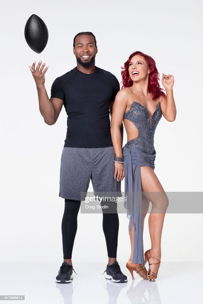 ATHLETES - Get ready, sports fans, for the most competitive season of 'Dancing with the Stars' ever as the show fires up the scoreboard and welcomes 10 athletes to sparkle up their uniforms and lace up their dancing shoes as they ready themselves for their first dance on the ballroom floor, on the season premiere of 'Dancing with the Stars: Athletes,' MONDAY, APRIL 30 (8:00-10:01 p.m. EDT), on The ABC Television Network. BURGESS