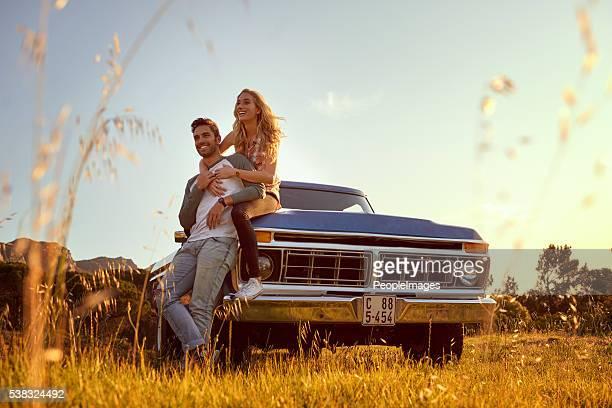 Escapada a la campiña, para algunos amoroso