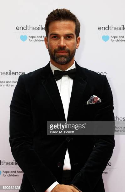 Gethin Jones attends the 50th anniversary of The Beatles SGT Pepper Album at Abbey Road Studios for End The Silence and HopeHomes for Children on May...