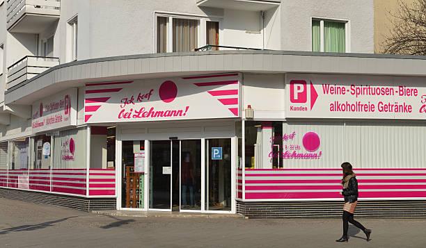Getraenke Lehmann Berlin Deutschland Pictures | Getty Images
