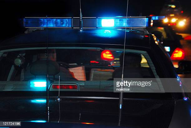 getting a ticket - police car stock pictures, royalty-free photos & images