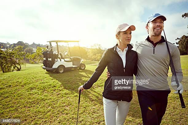 近づくのゴルフコース