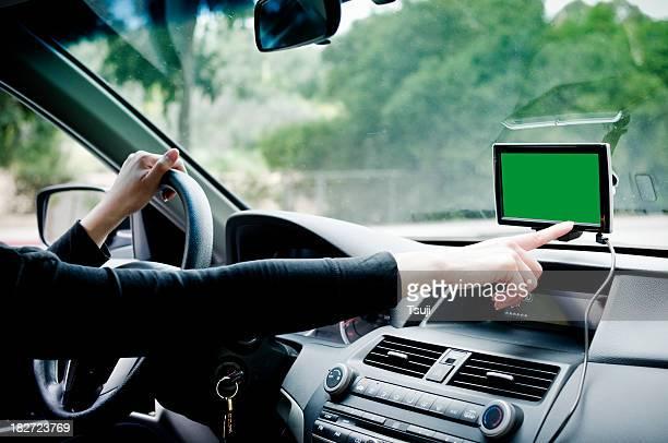 Erste Richtung auf GPS