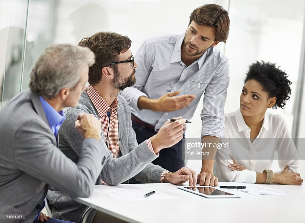 Getting down to the brass tax : Stock Photo