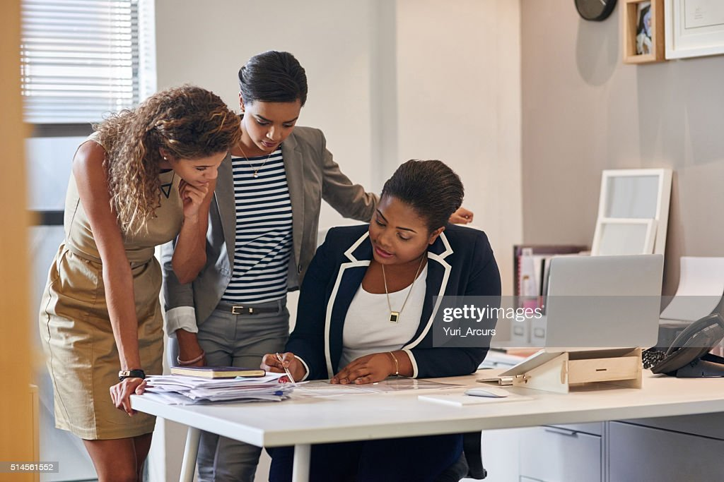 Getting fresh eyes on the project : Stock Photo