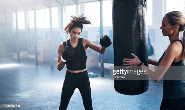 getting in some extra practise - boxing stock pictures, royalty-free photos & images