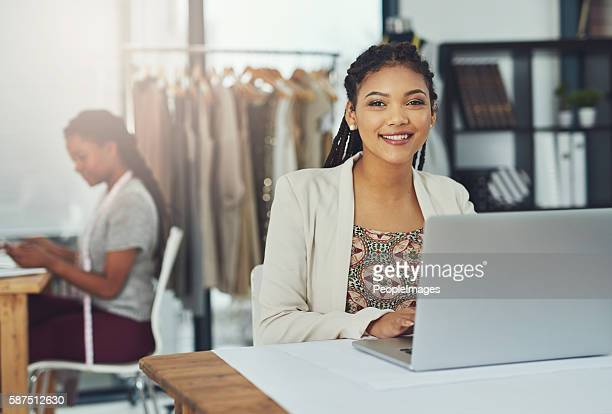 Getting inspiration from her competitors online